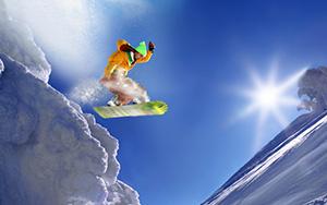 スノーボードイベント